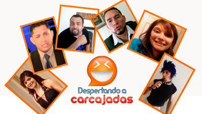 Ellos son los 6 participantes de 'Despertando a Carcajadas'