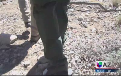 Inmigrante indocumentado atacó a un agente de la Patrulla Fronteriza