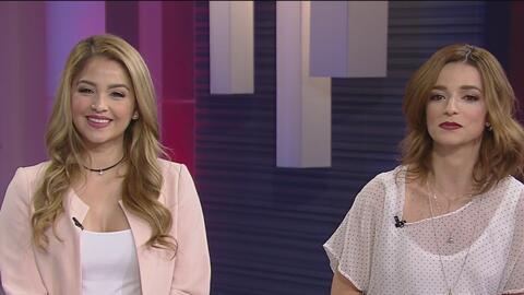 Geraldine Galván le da vida a Chiquis Rivera y Marianna Burelli a Rosie...