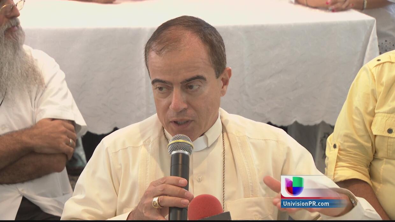 Arzobispo de San Juan Roberto González Nieves