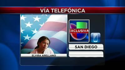 Elvira Arellano considera regresar a Chicago tras su liberación