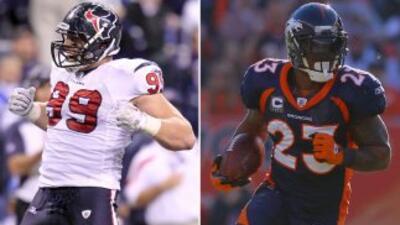 Los Houston Texans y los Denver Broncos lograron en 2011 la hazaña. ¿Qué...
