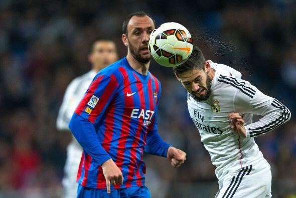 Para la segunda parte Real Madrid siguió dominando el encuentro,...