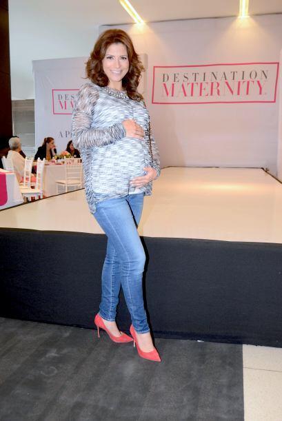 Alessandra Rosaldo le dará un integrante más a la familia de Eugenio Der...