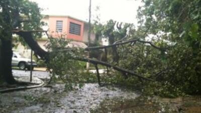 Huracán Irene Puerto Rico
