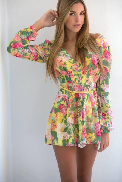 Andrea Villarroel de Venezuela, audicionó en Miami. Ella es una de bella...