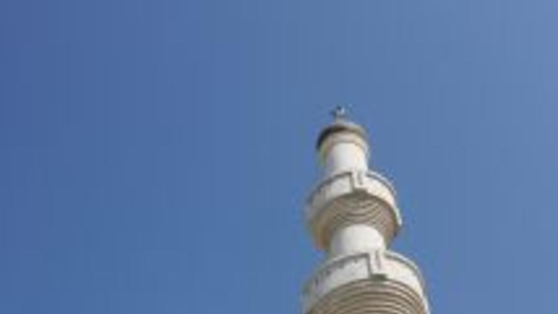 Mezquita Bogotá.