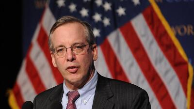 William Dudley, CEO, Banco de la Reserva Federal de Nueva York (archivo)