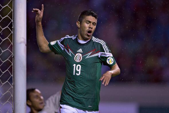 El 15 de octubre México visitó a Costa Rica para jugarse el todo por el...