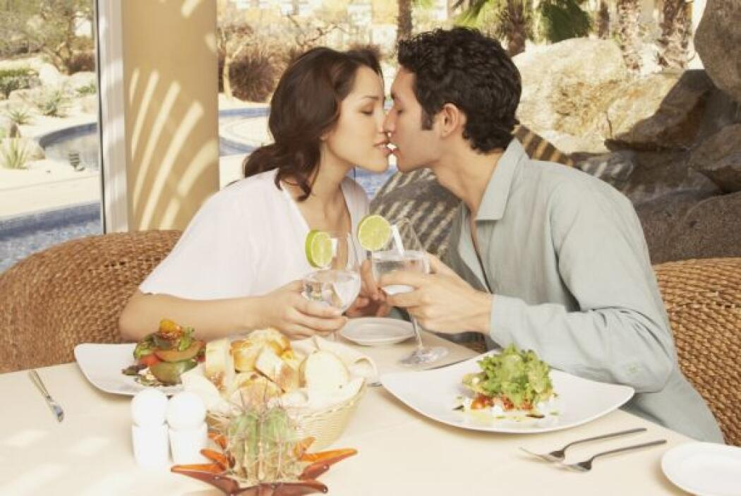 Si quieres encender a tu pareja desde la mesa, te presentamos algunas re...