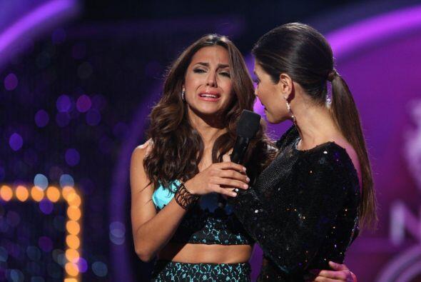 Aly fue salvada, por lo que Gabriela se convirtió en la quinta eliminada...