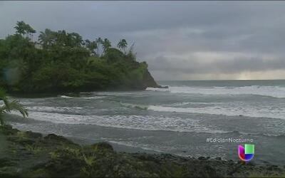Hawái bajo el azote de un sismo y la amenaza de dos tifones