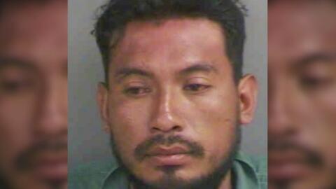 Inmigrante guatemalteco arrestado en Naples pide que lo deporten a su país