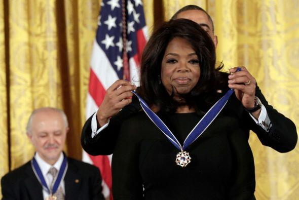 Al igual que nuestra querida Oprah Winfrey.