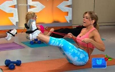 Define tus curvas con los ejercicios de Claudia Molina