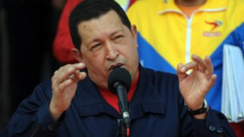 El diario Washington Post publicó que las pruebas de que Venezuela alber...
