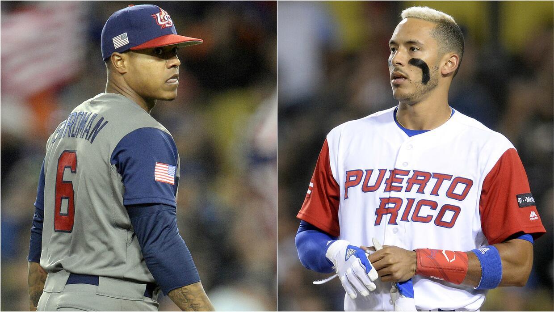 Estados Unidos y Puerto Rico disputan la final del clásico Mundial de Bé...
