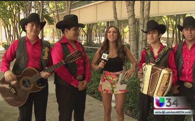 Los Ramones de Nuevo León, jóvenes talentos de la música mexicana