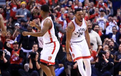 Raptors eliminan a los Bucks en el sexto juego