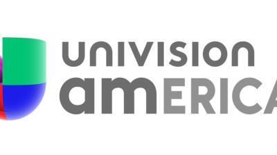 Univision America Logo for articles