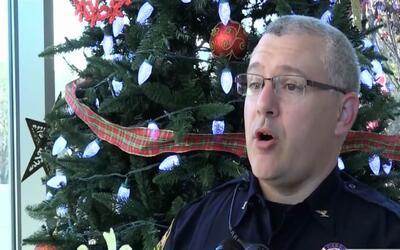 El Departamento de Policía de Garner busca estrechar lazos con la comuni...