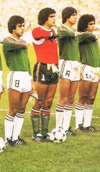 Pilar Reyes (1978).- En aquella lamentable Copa del Mundo, Reyes jugó an...
