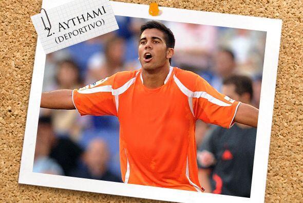 Comenzando en la defensa, Aythami Artiles Oliva cumplió en la zag...