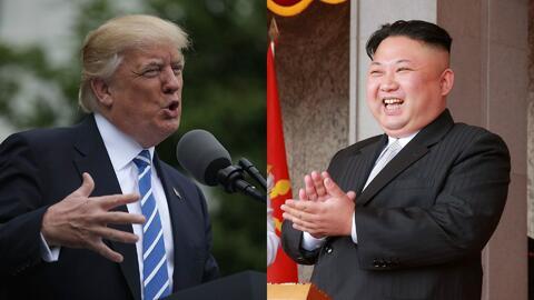 Presidente Trump está dispuesto a reunirse con el líder de Corea del Norte