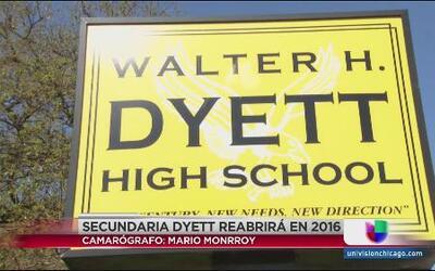 ¿Victoria para padres de escuela Dyett?
