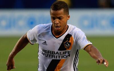 El goleador Giovani dos Santos no llegó a la MLS a retirarse, llegó para...