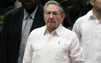 Raúl Castro ratifica su apoyo a Venezuela en la AEC