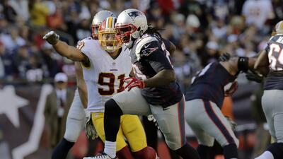 Patriots 27-10 Redskins: New England mantuvo el invicto pasando por Wash...