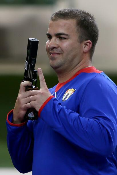 El cubano Leuris Puppo se adjudicó la primera posición de...
