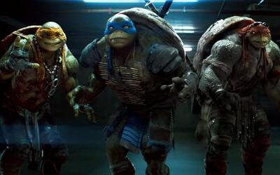 Teenage Mutant Ninja Turtles: Detrás de cámaras