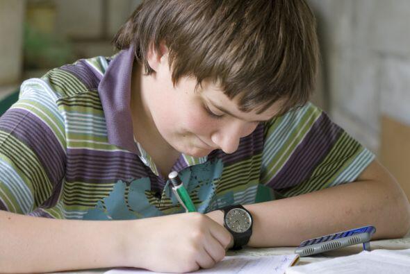 Ayude a su hijo a determinar cuáles tareas son difíciles y...