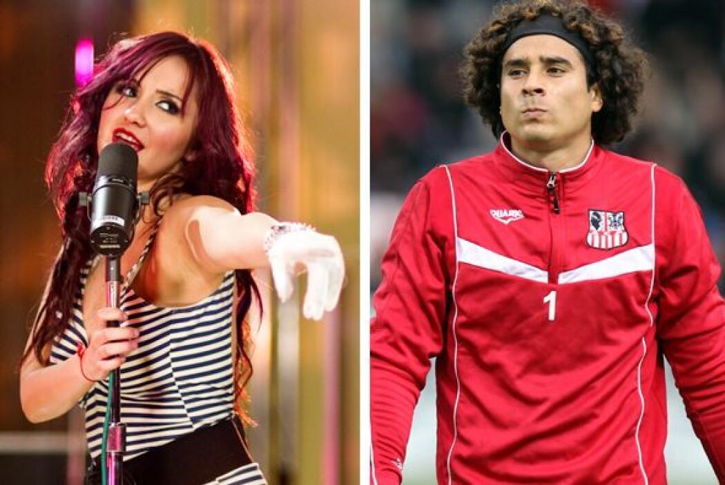 Dulce María y Memo Ochoa impactaron con la noticia de su relación, se le...
