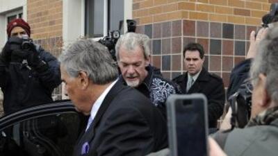 Jim Irsay fue arrestado por conducir intoxicado (AP-NFL).