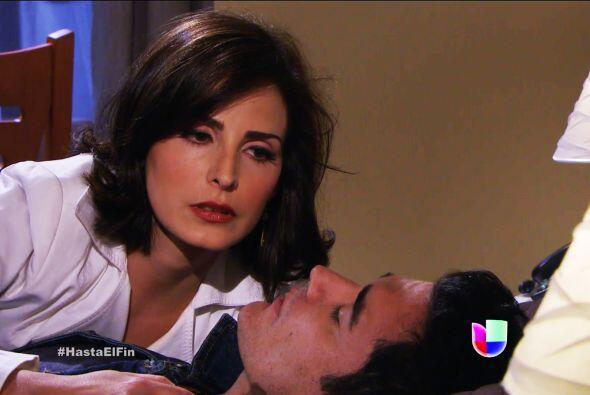 ¿Qué vas a hacer Araceli' ¿Le vas a robar una noche de pasión a Salvador?