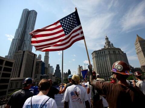 La realidad económica para las empresas en Estados Unidos tiene dos vert...