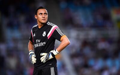 A Keylor Navas le pidió perdón la dirigencia del Real Madrid.
