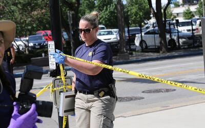 Dallas: Escena del crimen