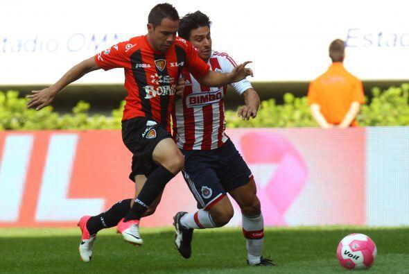 La fecha 2 cierra con el duelo entre Chivas y Jaguares en el Omnilife de...