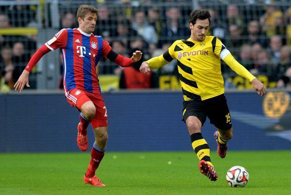 Mats Hummels es otro futbolista alemán que lleva varios torneos sonando...