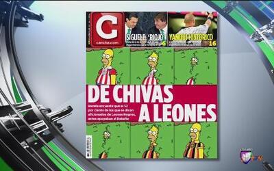La afición de Chivas se cambia a los Leones Negros