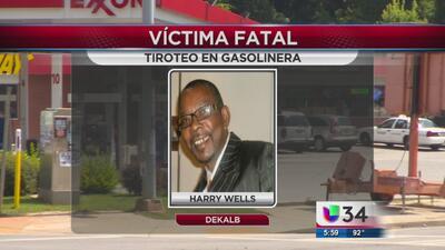 Matan a tiros a empleado de una gasolinera