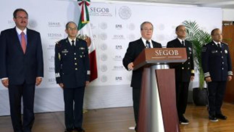 Las autoridades procedieron a la detención de Heleno Salazar sin realiza...