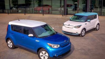 El Soul EV promete hasta 120 millas de autonomía en ciudad.