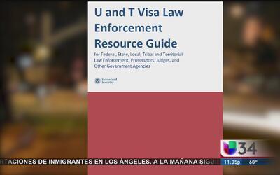 """Ventajas y riesgos de la visa """"T"""" para víctimas de trata de persona"""