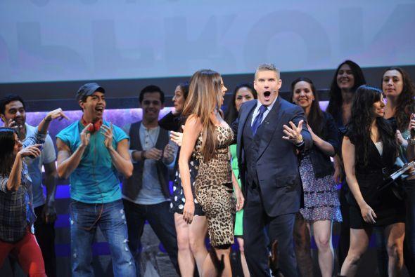 Pero Sofía le dijo que debe tomar unas cuantas clases de baile.