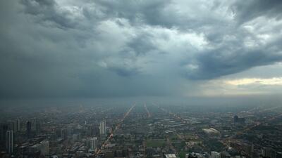 Clima severo para Chicago ante llegada de tormentas